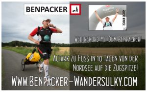 BENPACKER Messebanner 2015