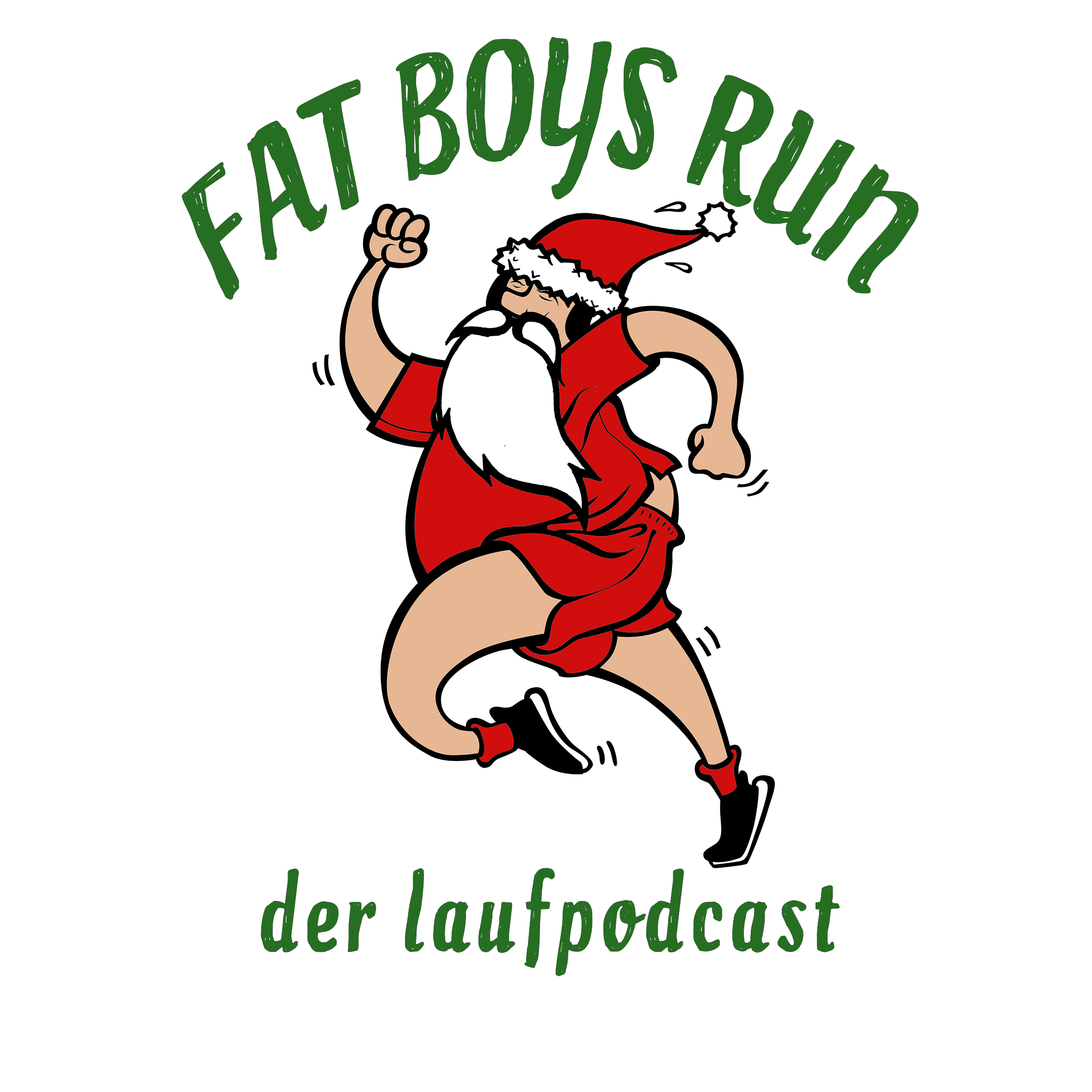 FatBoysRun Episode 70 – 2016 ein Rückblick