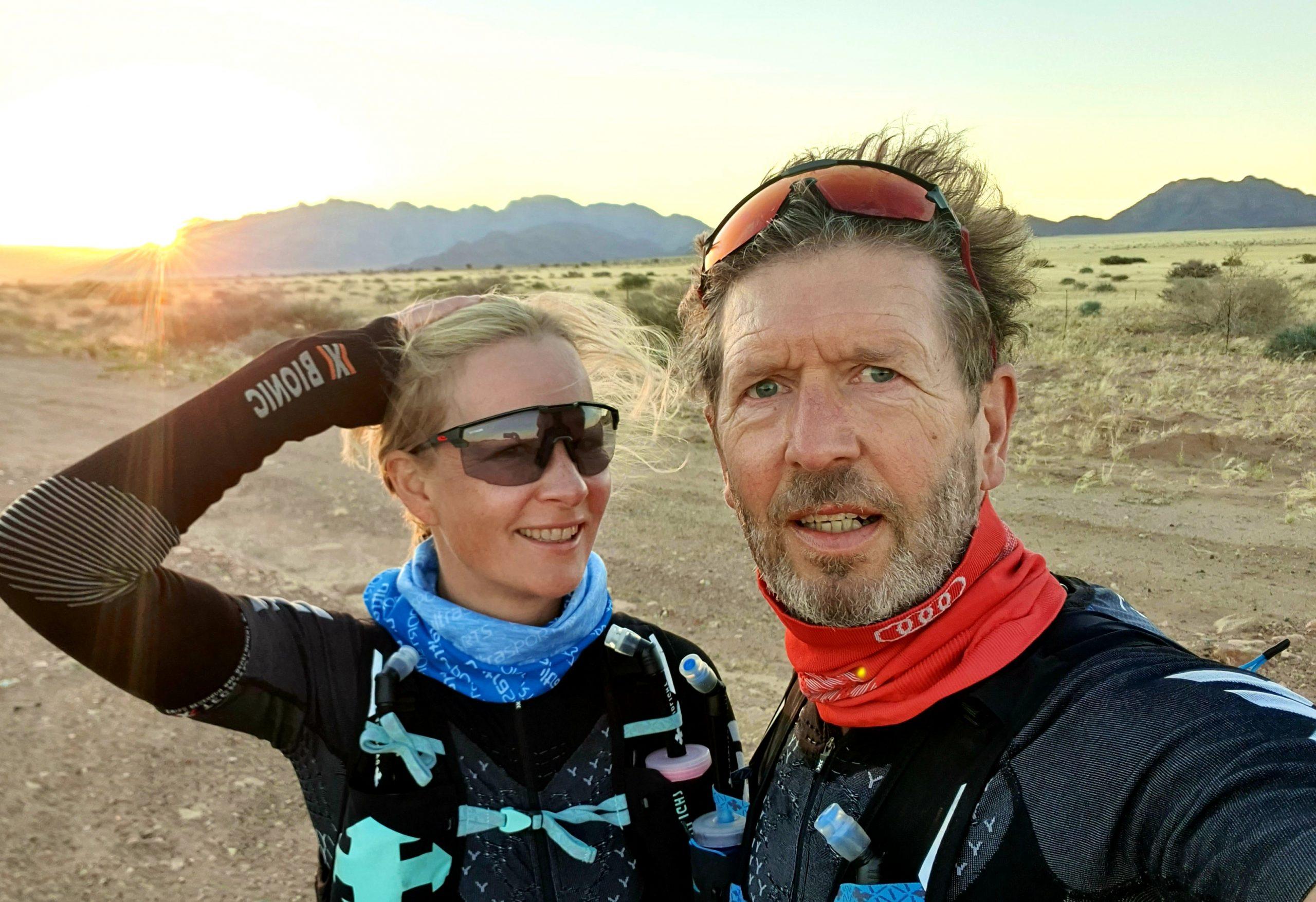 Fatboysrun Episode 254 – 1000km durch die Wüste als Paar